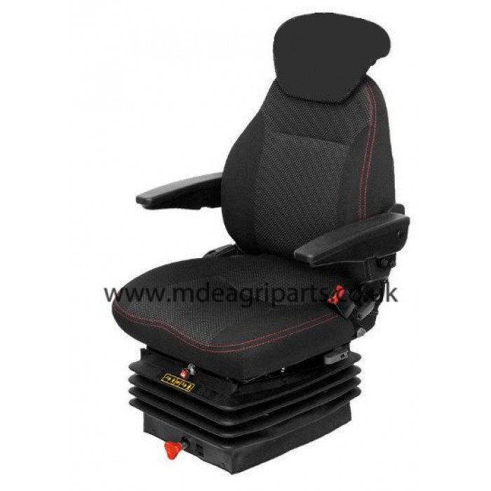 12V Air Suspension Tractor Seat